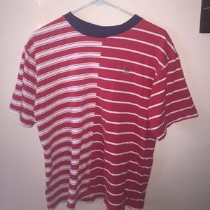 Tommy Hilfiger contrast tee